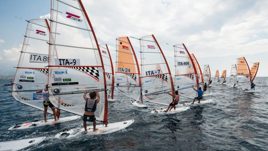 Techno 293 – RS:X – Windsurfer