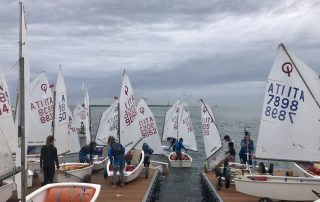 Trofeo Optimist Italia Kinder